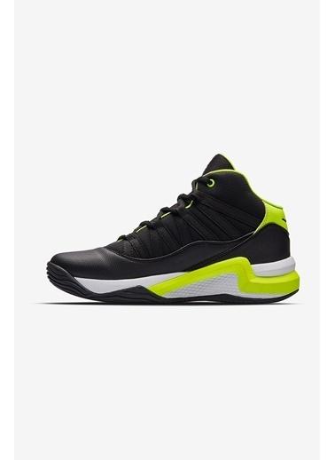 Lescon Bounce 2 Siyah Kadın Basketbol Ayakkabısı Siyah